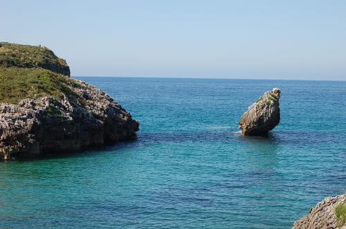 Asturies Buelna plage