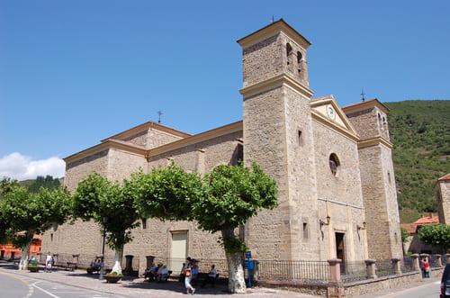 Potes église Cantabrie