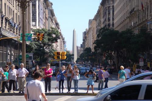 obelisque Buenos Aires