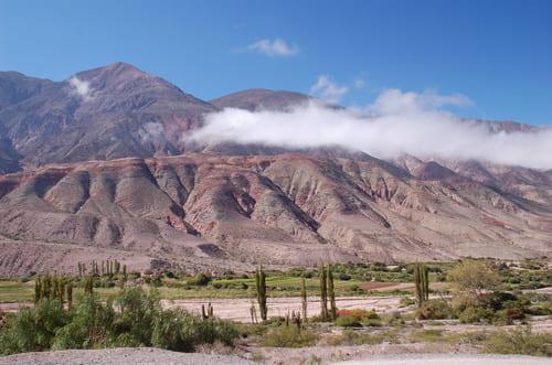 Quebrada sud Salta
