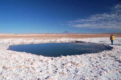 Désert de sel Argentine