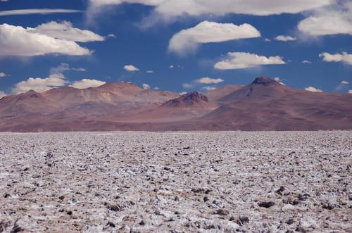 Cordillère des Andes Argentine