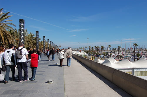 Passage la Barceloneta