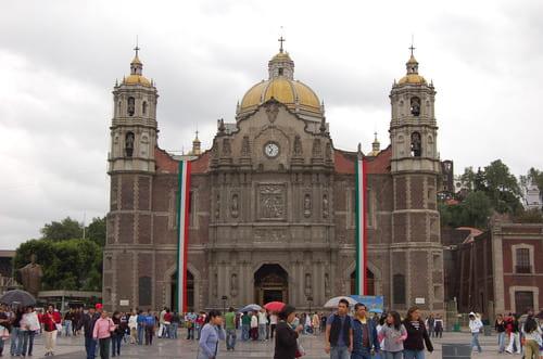 basilique Mexico