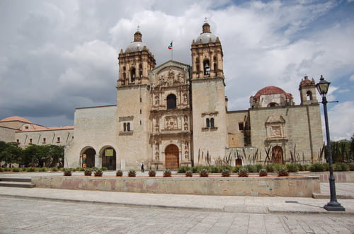 Cathédrale Oaxaca