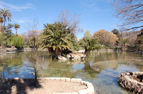 Bassin eau Ciutadella