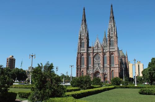 cathédrale La Plata