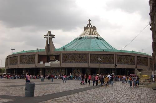 Basilique de Mexico
