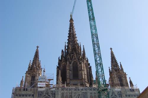 cathédrale de la Santa Cruz y Santa Eulalia