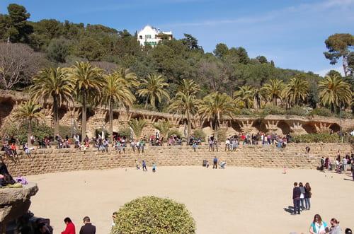 Visite parc Guell