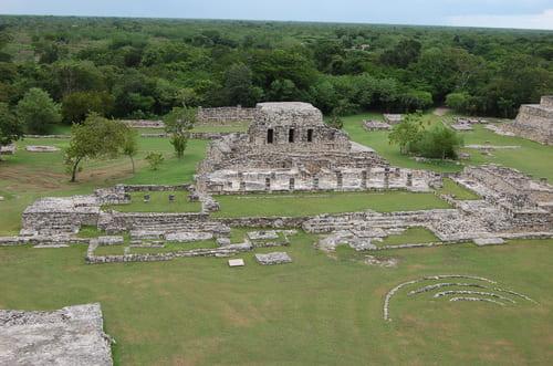 Site Mayapan visite