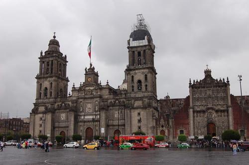 Mexico Zocalo
