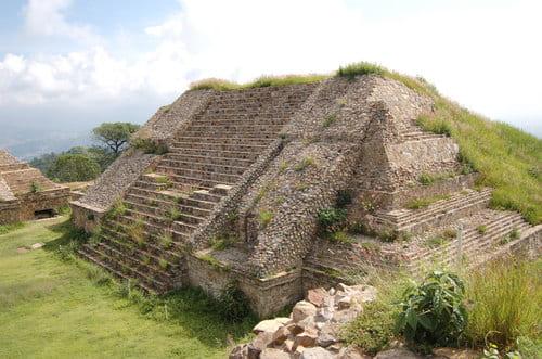 site zapothèque mexique