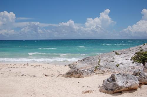 Cabanas Tulum plage