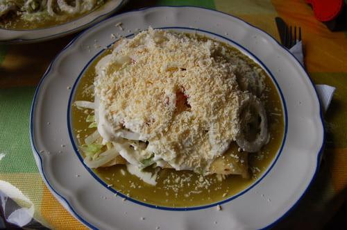 Plats du Mexique