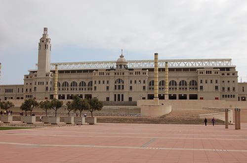 palais Sant Jordi