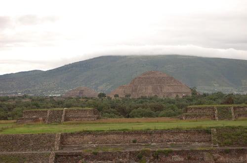 Pyramide site maya