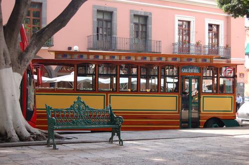Puebla bus