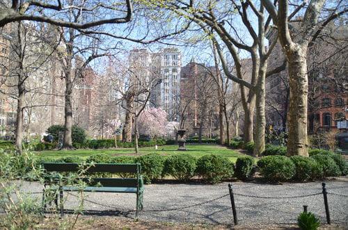 Gramercy Park visite
