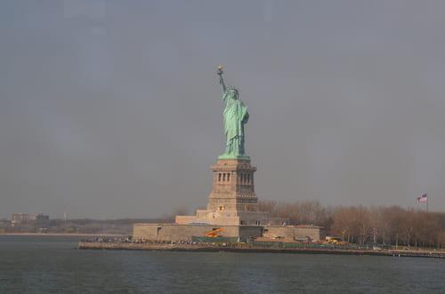 Statue liberté Staten island
