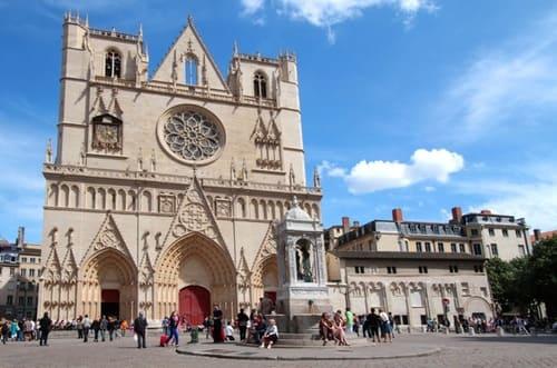 Place Saint Jean Lyon