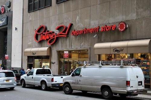 Century 21 new york