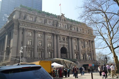 Musée des indiens d'amérique à New York