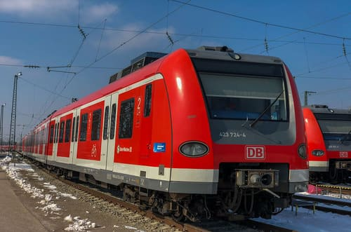 S Bahn Munich