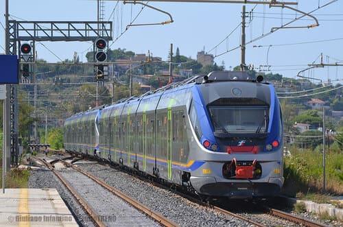 train transports sicile