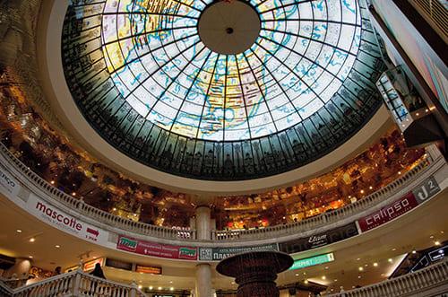 Centre commercial Okhotny Riad