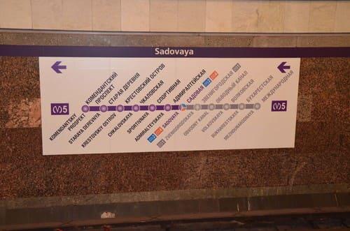 stations métro moscou en anglais