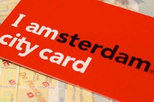 Carte pour se déplacer à Amsterdam