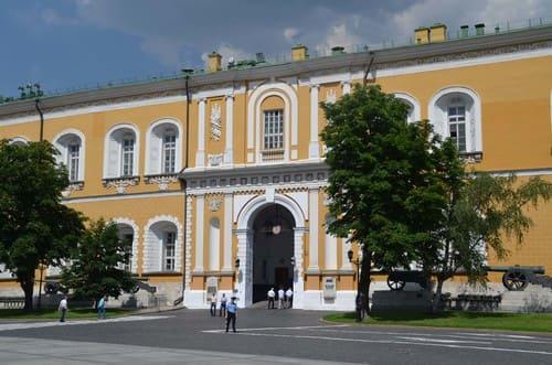 Visite du Kremlin Moscou