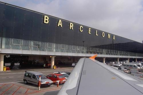 Transports aéroport El Prat