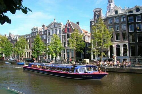 Bateaux public Amsterdam