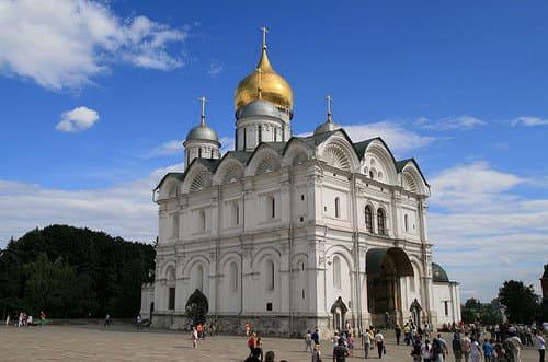 Cathédrale du Kremlin