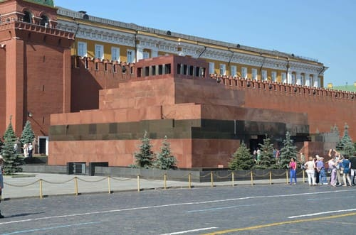 tombeau de Lénine Moscou