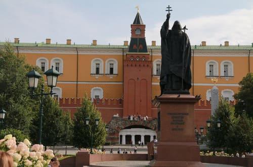 obelisque romanov Moscou