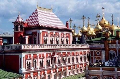 Palais des Terems Kremlin