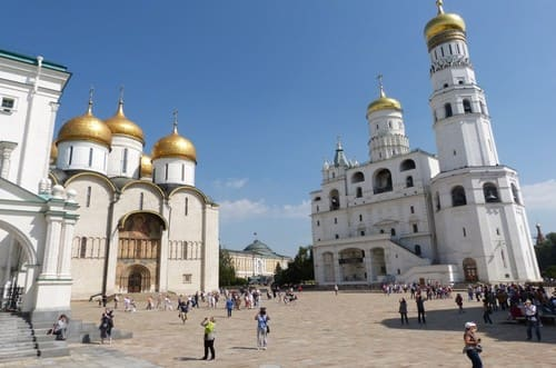 Palais patriarches kremlin