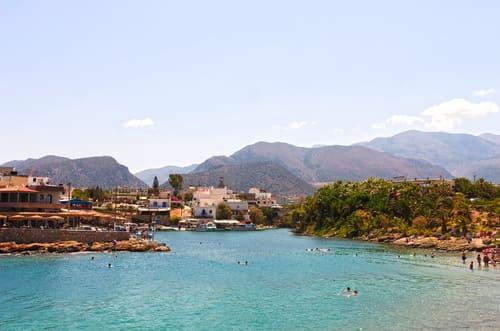 Visite village Crète