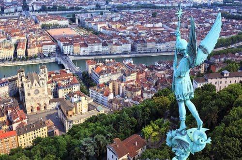 Carnet de voyage à Lyon