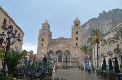 Cathédrale en Sicile