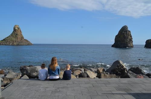 Visite Sicile Famille