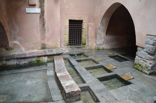 vieille ville de Sicile Cefalu