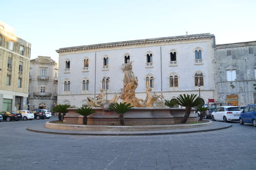 Fontaines Ortigia