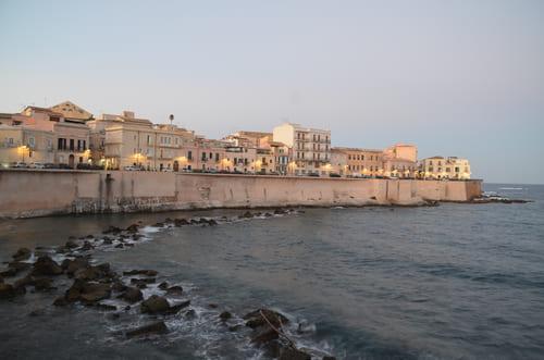 Ville Ortigia en Sicile