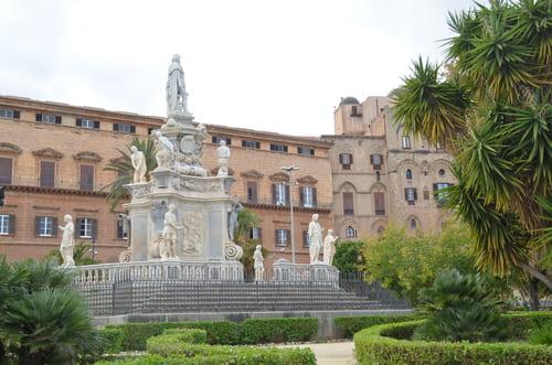 visite de Palerme en Sicile