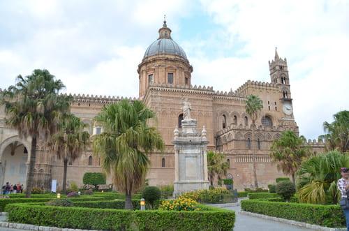 palais à Palerme