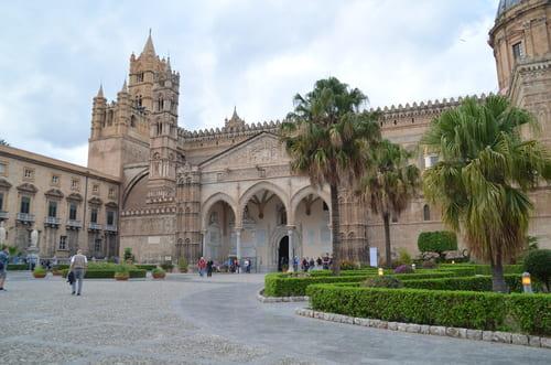 Cathédrale Paleme Sicile